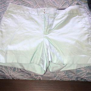 Banana Republic Shorts Size 6 Worn Once